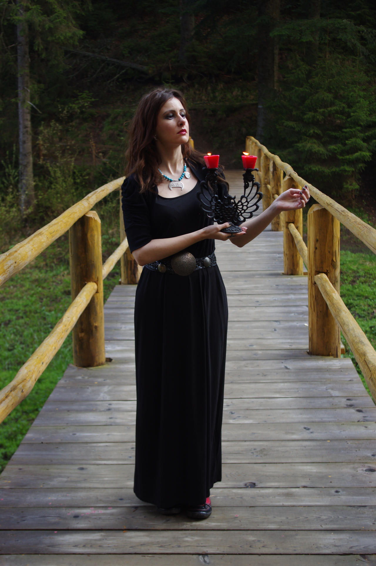 In black 31 by Anna-LovelyMonster