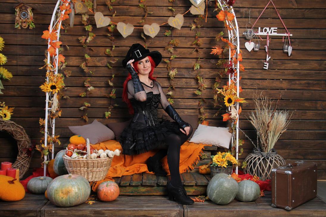 halloween 40 by Anna-LovelyMonster