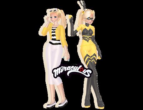 MMDxMLB - Chloe x Queen Bee