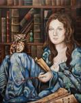 Portrait of a Friend by j-vidanova