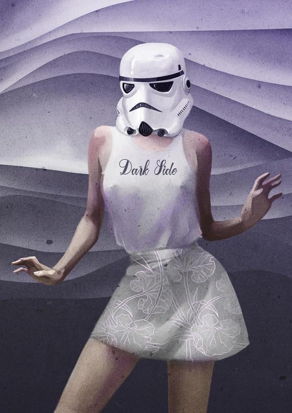 Star Wars by j-vidanova