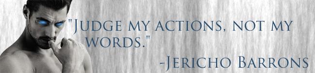 Jericho Barrons' Signature