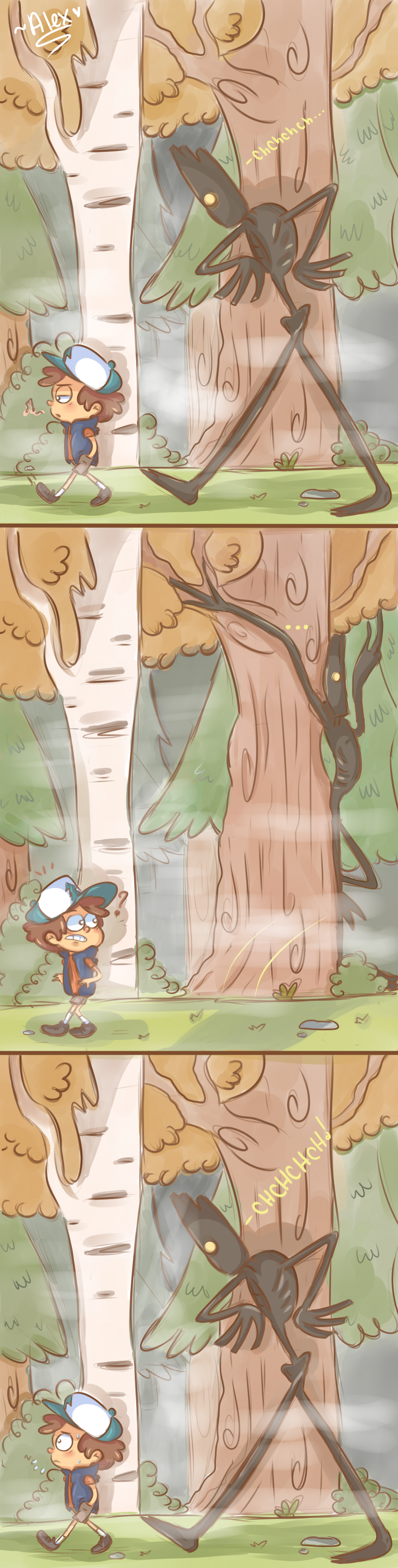 The Hide Behind By Chibiirose On Deviantart