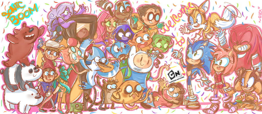 WELCOME TO CN! (update!) by chibiirose