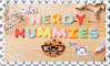 Nerdy Nummies- Stamp by chibiirose