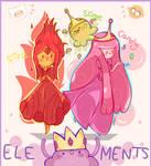 ELEMENTS by chibiirose
