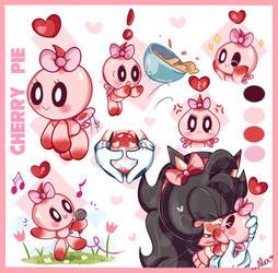 meet Cherry Pie! by chibiirose