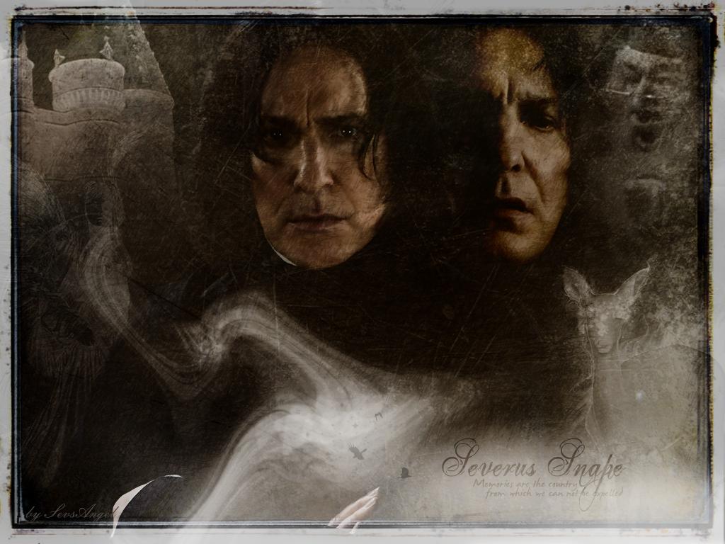 51f53667350 Severus Snape No By Severussnapesangel Deviantart – Migliori Pagine ...