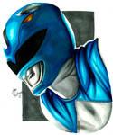 Mighty Morphin' Power Rangers - Blue Ranger