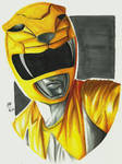 Mighty Morphin' Power Rangers - Yellow Ranger