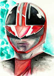 Quantum Ranger - Power Rangers Time Force