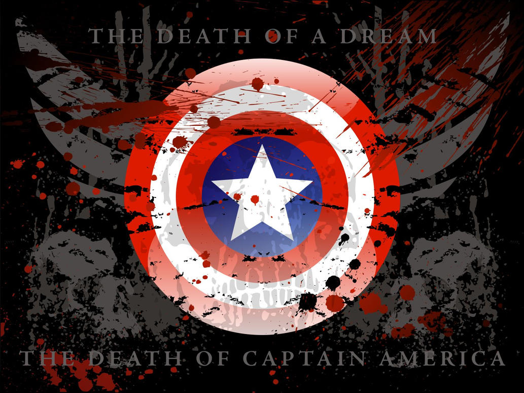 Death of Captain America by foreverking