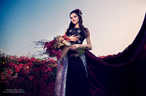 Lady of The Autumn by DieHexeFoto
