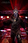 Seregor of Carach Angren performs at Extremefest
