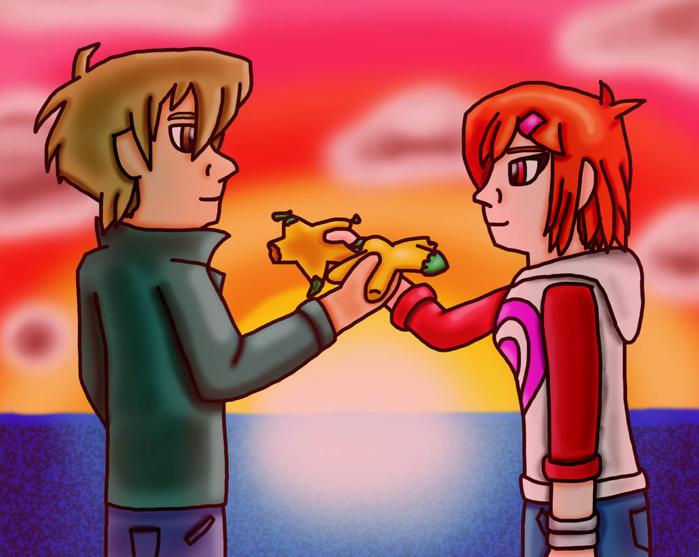 Contest Entry: Love Intertwines by SmashFan1367