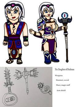 Original Character: Yin