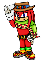 Sonic Union: Knuckles