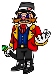 Sonic Union: Dr Eggman