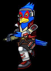 Preview: Falco Lombardi Adventures