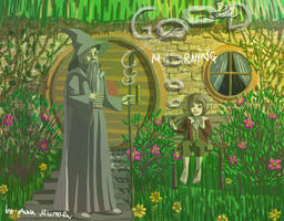 The Hobbit by Anna-Miumaru