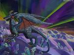 Polar Crystal Dragon
