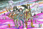 Astral Warriors
