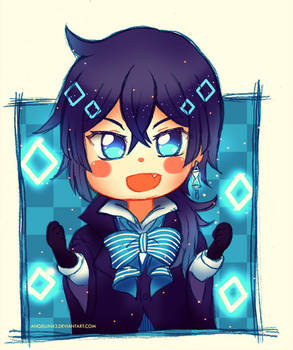 Commission | Vanitas Chibi
