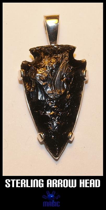 Arrowhead pendant by Dans-Magic