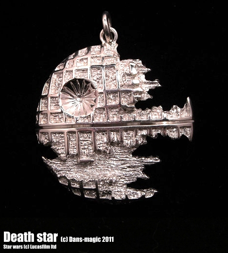 Death star by Dans-Magic