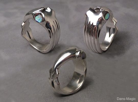 Squid ring by Dans-Magic
