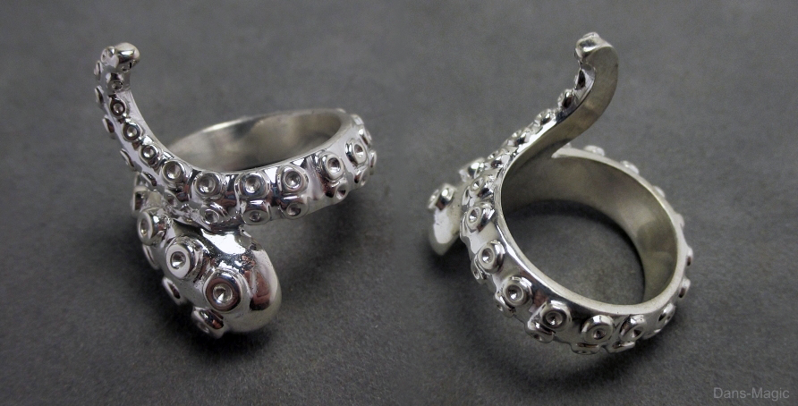 Tentacle Ring by Dans-Magic