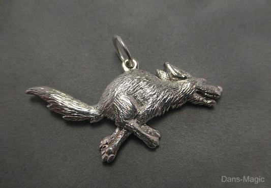 Running dog pendant by Dans-Magic