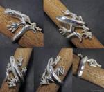 Monitor Lizard Ring