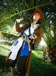 CAPTAIN Jack Sparrow! by BasiliskRules