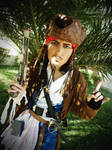 Jack Sparrow by BasiliskRules