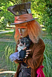 The Mad Hatter: Waiting for Alice
