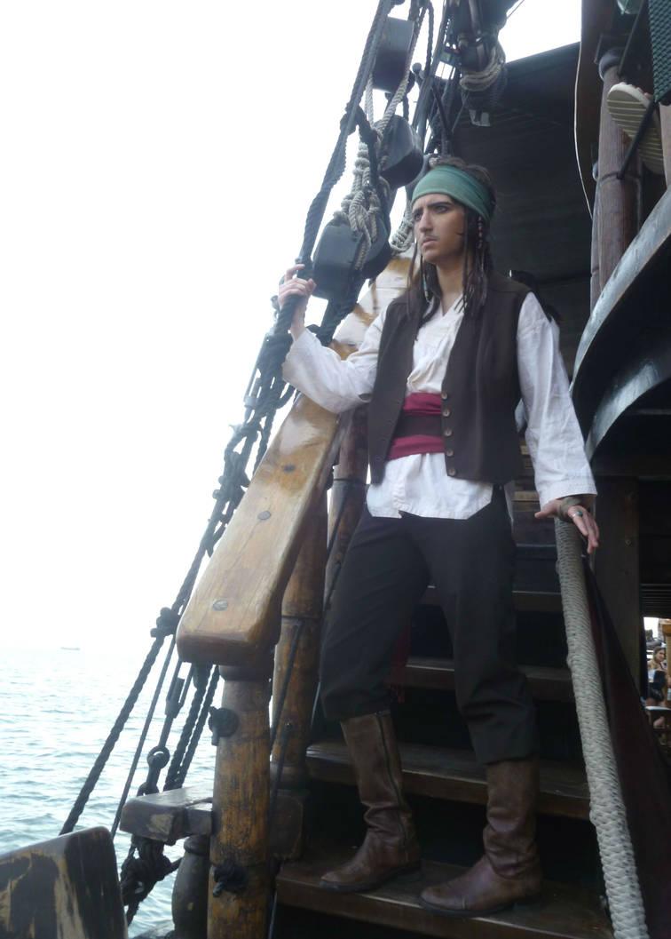 Jack Sparrow: Young Bird