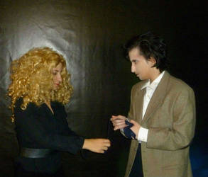 Doctor Who: A love in desolation masked by BasiliskRules