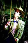 Doctor Who: ALWAYS. MORE. ELEVEN. by BasiliskRules