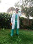 Doctor Insano Revisited by BasiliskRules