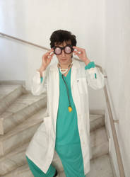 Doctor Insano and the Goggles of Destiny