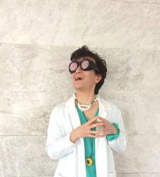 Doctor Insano: More evil laughter