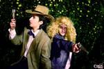 Doctor Who: Battle Couple by BasiliskRules