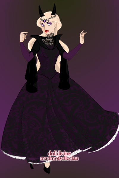 Oc As Inspirations Malaria As Maleficent By Magicmovienerd