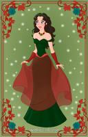 Victoria's Christmas Gift by AmericaMarten