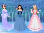 3 Princess Friends