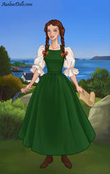 French Julia by AmericaMarten