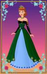 Queen Anna (Frozen 2 Spoiler)