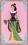 Fancy Princess Series - Mulan