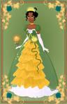 Fancy Princess Series - Tiana